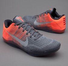 Nike Kobe 11 XI Elite Low Easter Sz 12 Grey Mango Bryant Men's Basketball Shoes