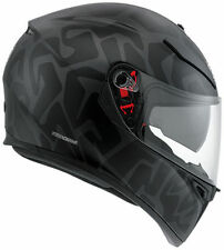 Thermo-Resin Graphic ACU Approved AGV Motorcycle Helmets
