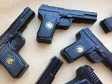 Gun Soap Handmade Gift Bath Bomb Body Cosmetics Glitter Bar Soaps Men