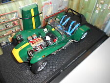 KYO7020GY by KYOSHO CATERHAM SUPER SEVEN 1:18