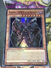 OCCASION Carte Yu Gi Oh PLASMA - HEROS DE LA DESTINEE DESO-FR012 1ère édition