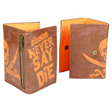 The Goonies Never Say Die Tri Fold Wallet. Retro Gift idea Present for Dad Him