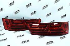 Audi Q7 4M Rückleuchte Heckleuchte LED rechts links Set 4M0945093C 4M0945094C