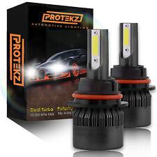 Protekz 6000K LED Headlight High Beam Bulbs for 2010-2013 Buick LACROSSE H9