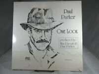 "Paul Parker - One Look (One Look Was Enough) 12""  TGR 1011 Vinyl Record VG+/NM"