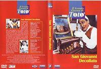 Il Grande Cinema Di Toto: San Giovanni Decollato [Collana Fabbri - DVD DL003602
