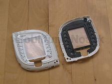 Original Nokia 7600 A - Cover | Frontcover | Tastatur | Keypad in Weiß White NEU