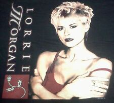 Lorrie Morgan 1995 * Vintage & New * Xl Extra Large T-Shirt Walmart Exclusive