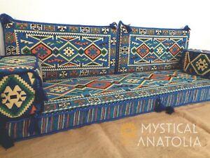 Arabic floor sofa Arabic floor seating Arabic majlis sofa Arabic couches Jalsa