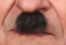 Moustache noire Charlie Chaplin Charlot  théâtre costume déguisement carnaval