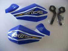 Ufo Enduro Motocross Hand Guard Blue Dtr Yz Yzf Wr Wrf Xt Ttr Drz Xr Handguards