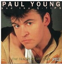 Paul Young Tracks of my tears (10 tracks, #445874-2, & The Q-Tips) [CD]