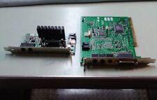 Audio PCI 3000 Sound Card -5183-3640 POWER AMPLIFLER 5183-3643
