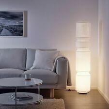 IKEA MAJORNA Standleuchte in weiß 140cm A++ Stehleuchte Stehlampe Lampe
