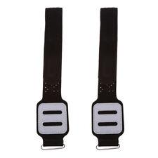 Sport Armband Running Jogging Case for iPod Nano 6th Gen Black (Pack of 2)