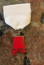 1970S 80S All-County Band Pin Medallion