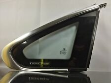 # BMW SERIES 4 F36 GRAN COUPE _ REAR RIGHT QUARTER WINDOW GLASS CHROME