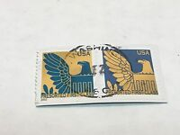 Stamp, USA, 2003 Presorted First Class Eagle set of 2