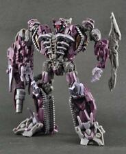 Transformers 3 Dark of the Moon Decepticons Voyager Shockwave Action Figure Toys