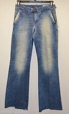 DIESEL Flairlegg Regular Flare Stretch 0801J Women Jeans Pants W 28 L 34 NEW