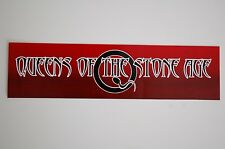 Queens Of The Stone Age sticker Decal (69) Metal Rock Kyuss Fu Manchu Car Window