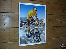 Lance Armstrong Fantastic New Poster White
