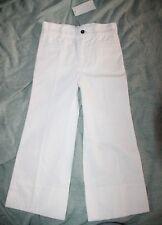 ORIGINAL NORO Pantalon Blanc Slim Pat d'eph taille 8 ans neuf
