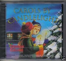 CAROLS BY CANDLELIGHT on CD - NEW