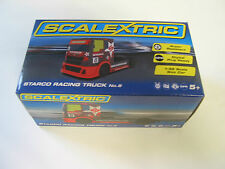 SCALEXTRIC C3609 STARCO RACING TRUCK #8  DPR NEW MINT BOXED
