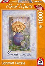 Friends: Gail Marie Schmidt 59391 Premium Quality Jigsaw Puzzle 1000-Pieces