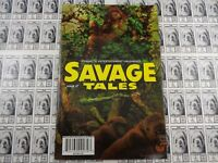 Savage Tales (2007) Dynamite - #7, Arthur Suydam CVR, Over-Sized, VF-