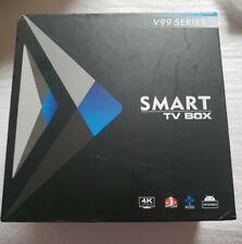 Scishion V99 Magic Smart TV Box 4K Ultra HD