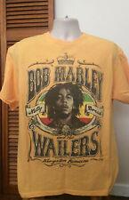 "Bob Marley T shirts  ""Natty Dread"" Zion Label Short Sleeve T shirt"