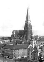 AK, Schwerin, Blick zum Dom, 1975