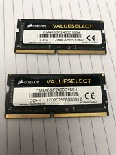 Corsair Value Select DDR4 Sodimm 8 GB X 2