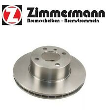 Front Vented Brake Disc Rotor 255x22 BMW 320i E21 1977-1983 150113620 Zimmermann