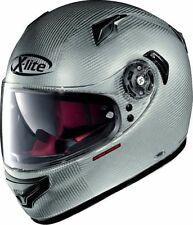 Carbon Fibre X-Lite Plain Motorcycle Helmets