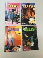 Libby Ellis 1-4 Complete Set 1987 Malibu Comics