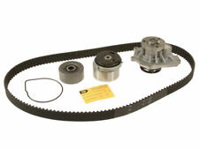 For 2009-2011 Chevrolet Aveo Timing Belt Kit and Water Pump Gates 44524TZ 2010