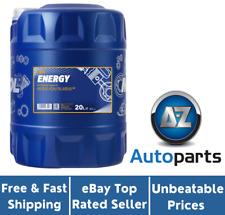 20L 5W-30 Fully Synthetic Engine Oil L/CF ACEA A3/B3 WSS-M2C913-B - Mannol 7511