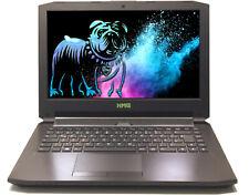 """Schenker XMG P407 14"""" Notebook Full-HD i7-7700HQ 8GB RAM 500GB SSD GTX 1050 Ti"""