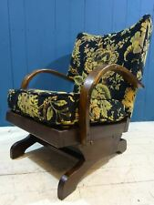 1950's Vintage Rocking Chair