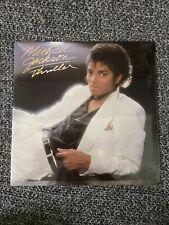 Michael Jackson Lp SEALED Thriller 1982 Original First Press New