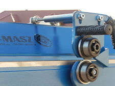 Piegatrice per lamiera manuale ZGR-1400/2.0mm + TAGLIERINA MANUALE A RULLI