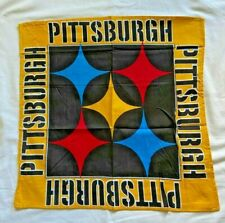 PITTSBURGH STEELERS BANDANA FACE COVER