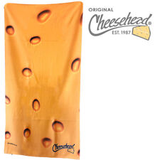 Cheesehead Beach Towel