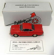 Pathfinder Models 1/43 Scale PFM8 - 1963 Ford Consul Capri 1 Of 600 Red