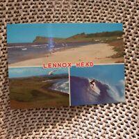 Lennox Head, NSW - Vintage Postcard