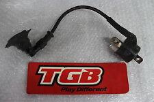 TGB BULLET 50 Bobine d'ALLUMAGE COIL IGNITION Connecteur câble #r7620