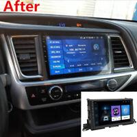 For 2015-19 Toyota Highlander Android 9.1 Car Stereo Radio GPS Navigation 2+32GB